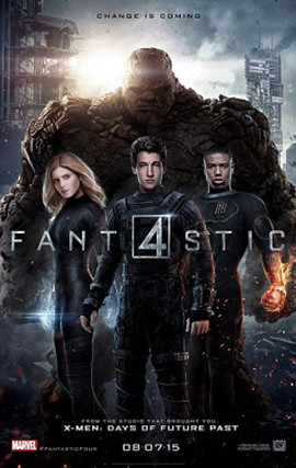Fantastic 4 Movie poster